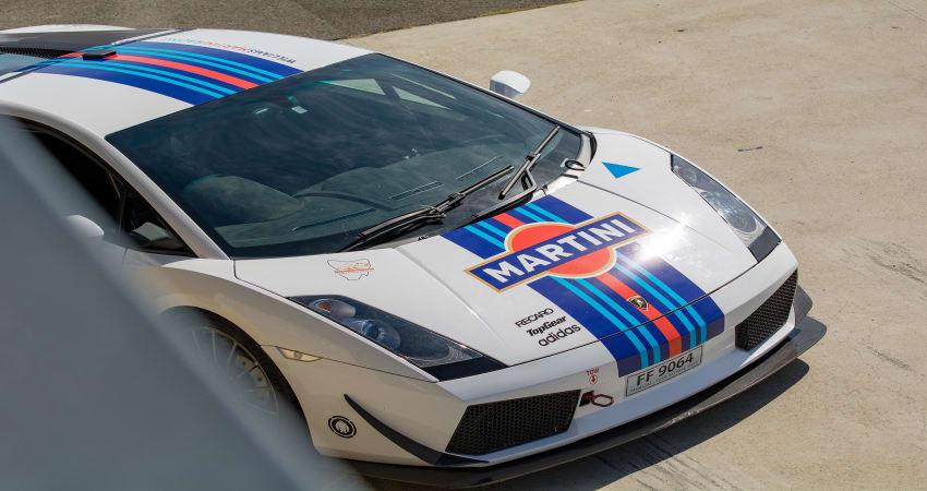 Drive a Lamborghini Race Car at Baskerville Raceway, 10 Laps - Hobart