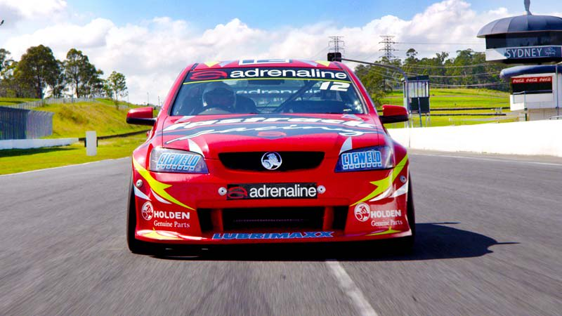 Fast Pass - V8 Drive & Hot Laps (FRONT SEAT!), 9 Lap Combo - Eastern Creek, Sydney
