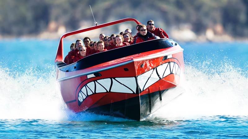 Jet Boat Tour, 30 Minutes - Circular Quay, Sydney