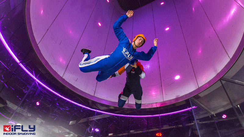 iFLY Indoor Skydiving Gold Coast - 4 Flights