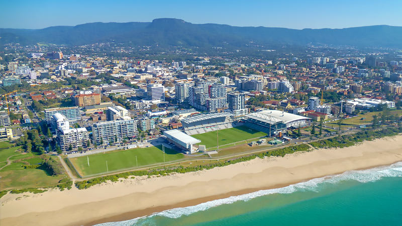 Helicopter Flight, 30 Minute Wollongong, Kiama Beaches & Coast - For 2