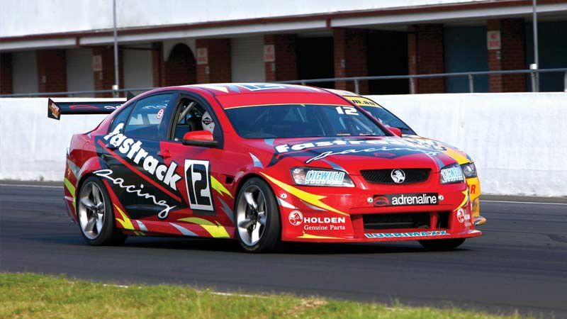 V8 Race Car Ride (FRONT SEAT!) - 3 Laps - Sandown Raceway, Melbourne