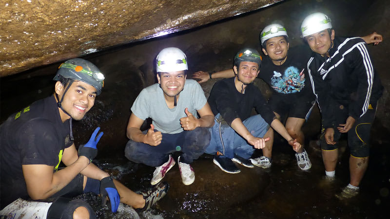 Kayaking and Caving - Full Day - Wonga Park