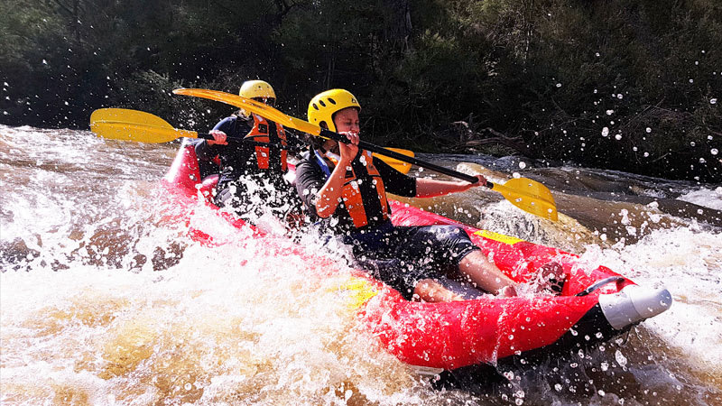 Whitewater Kayaking, Yarra River 3 Hours - Melbourne - LAST MINUTE SPECIAL
