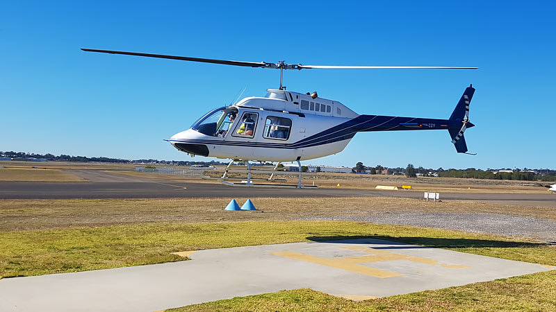 Helicopter Scenic Flight for, 30min for 4 people - Olympic Park and Sydney Harbour