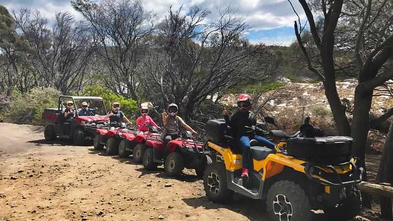 Quad Bike 2 Hour Adventure - Freycinet National Park, Tasmania