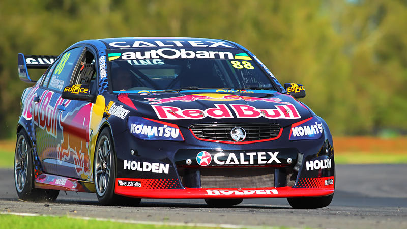 V8 Supercars Official Driving Experience 7 Lap Drive AND 2 Lap Ride SPECIAL OFFER - Gold Coast
