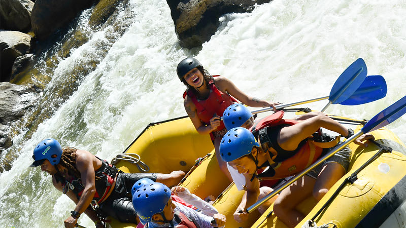 White Water Rafting, Barron River Half Day - Cairns