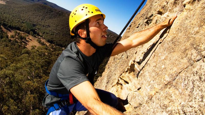 Rock Climbing & Abseiling - Adelaide, Morialta National Park