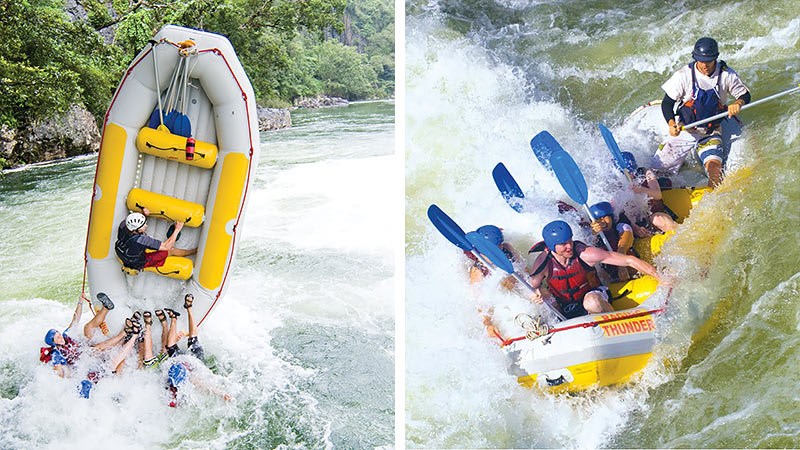 White Water Rafting, Xtreme Tully River 1 day - Cairns
