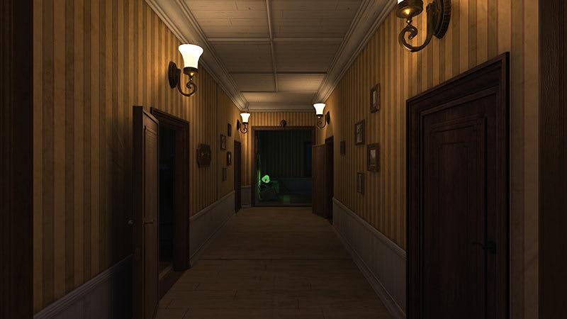 Free-Roam Zombie Virtual Reality Game