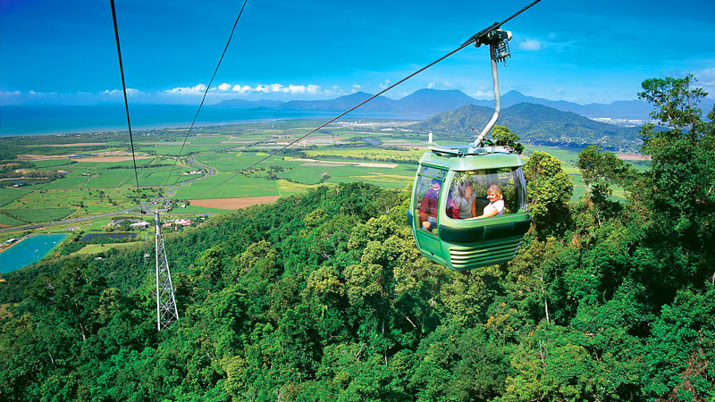 ATV and Skyrail Full Day Package - Cairns