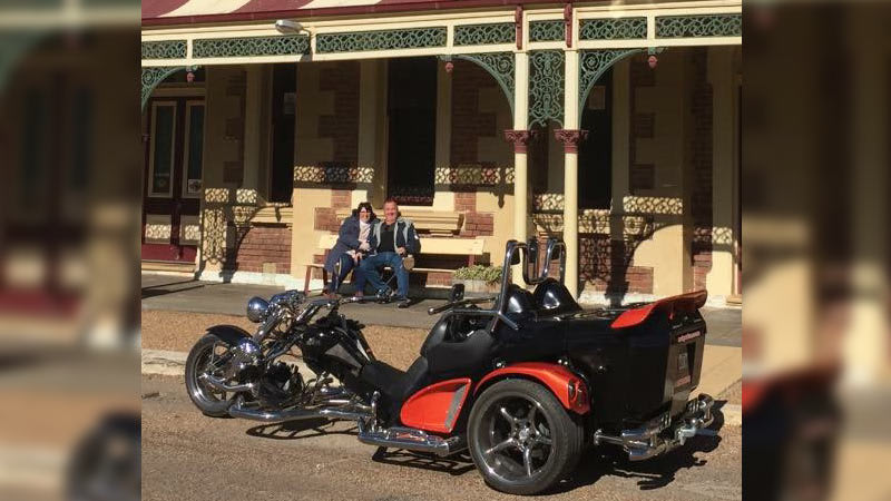 Love Mudgee 90 Minute Trike Tour with Tastings - Mudgee - For 2