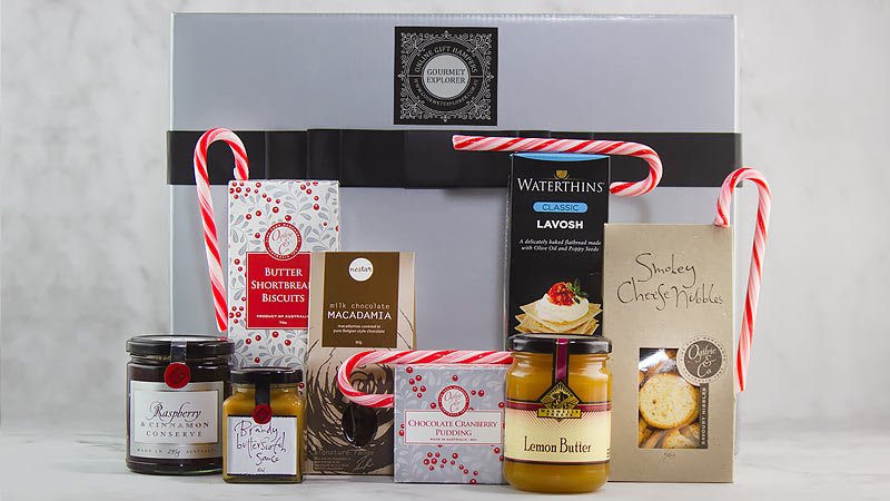 Gourmet Hampers - Christmas Cracker