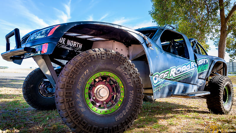 Off Road V8 Race Buggies, 5 Hot Laps - Perth - EOFY SPECIAL!