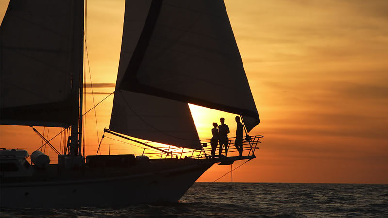 Perth Sailing Cruise, Perth Sunset Sail (Friday-Sunday)