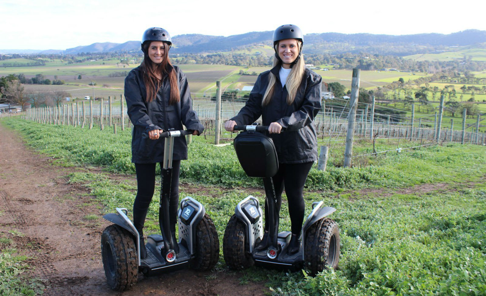 Balgownie Segway tour with Lunch