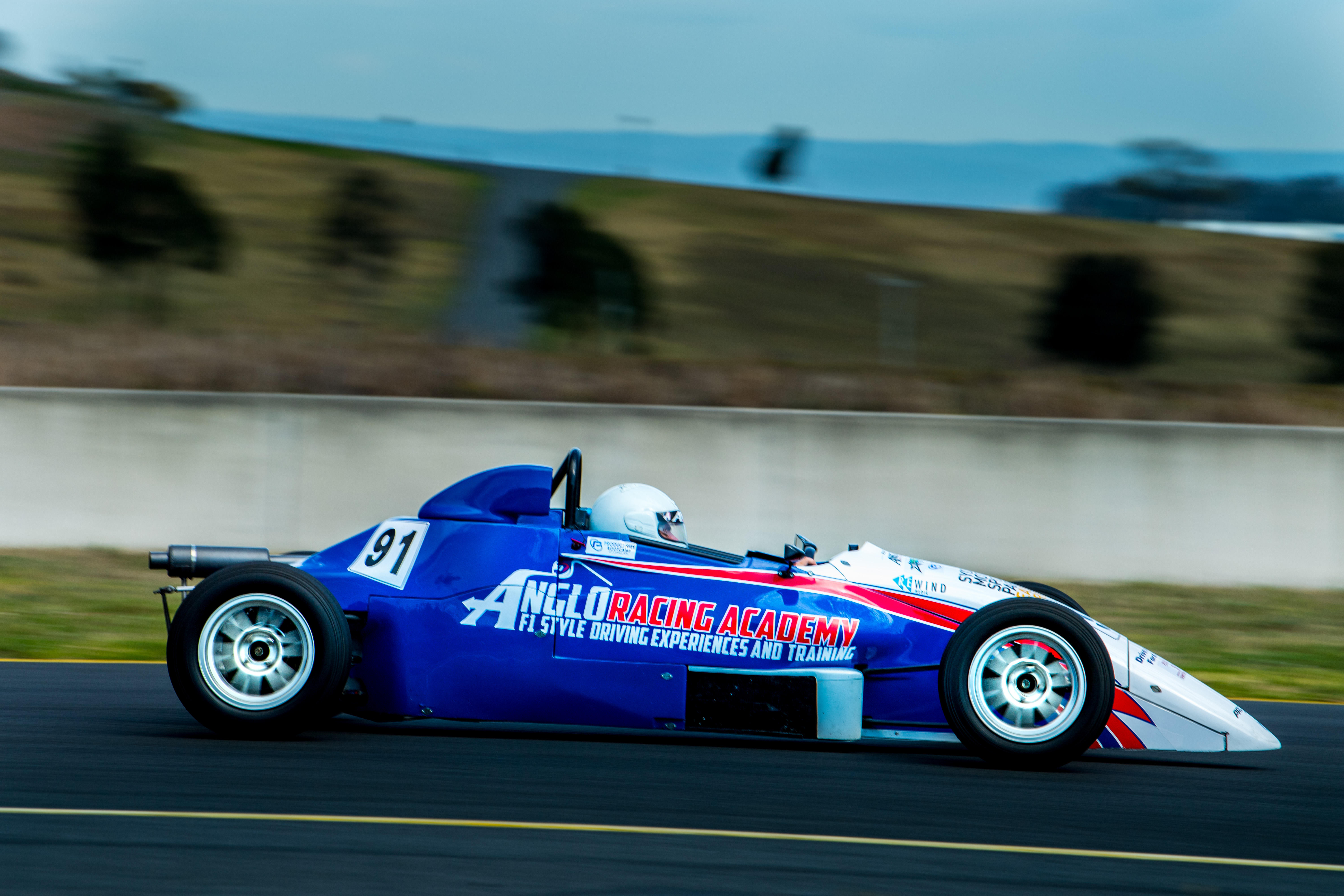F1-Style Race Team Experience, 10 Laps - WEEKDAY SPECIAL SAVE $60! Sydney Motorsport Park, Eastern Creek