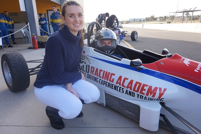F1-Style Race Team Experience, 20 Laps - WEEKDAY SPECIAL SAVE $80! Sydney Motorsport Park, Eastern Creek