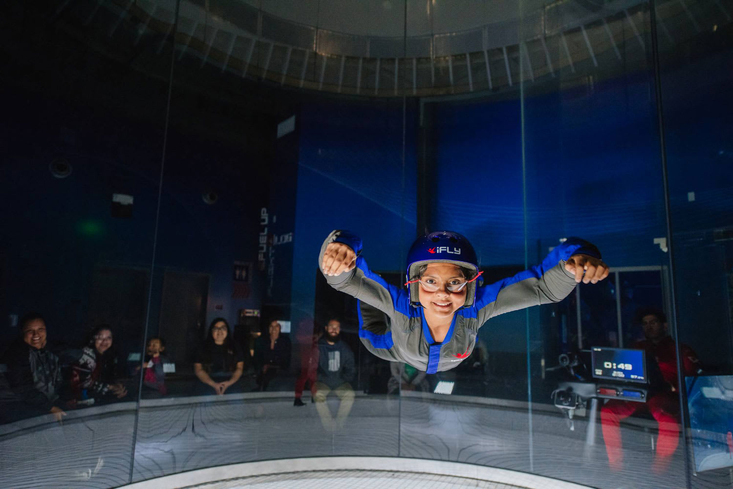 iFLY Melbourne Indoor Skydiving - 2 Flights - Midweek
