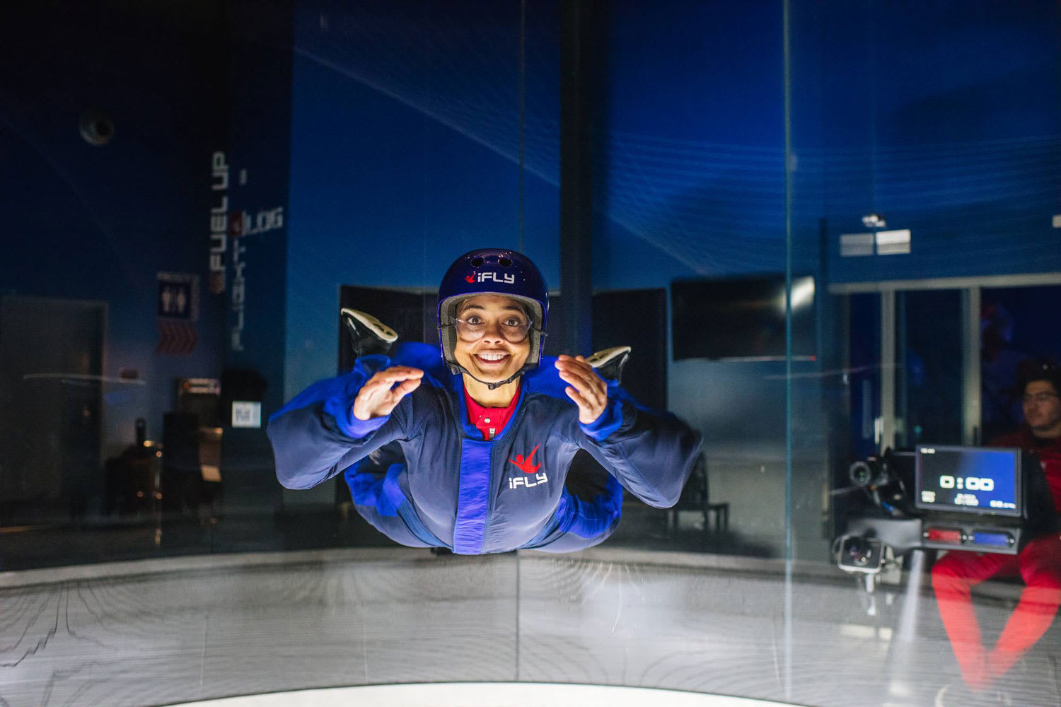 iFLY Brisbane Indoor Skydiving Family & Friends - 10 flights - Weekend