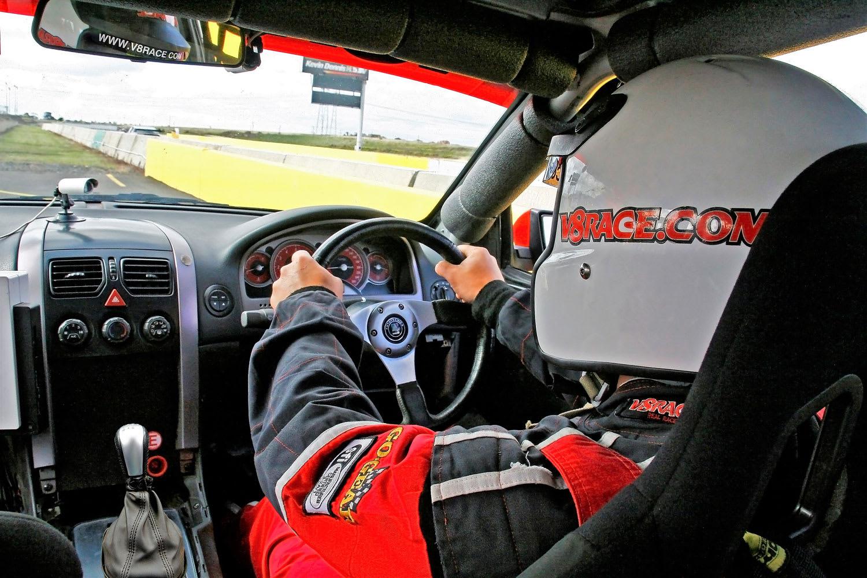V8 Drive 6 Laps - Wakefield Park Raceway