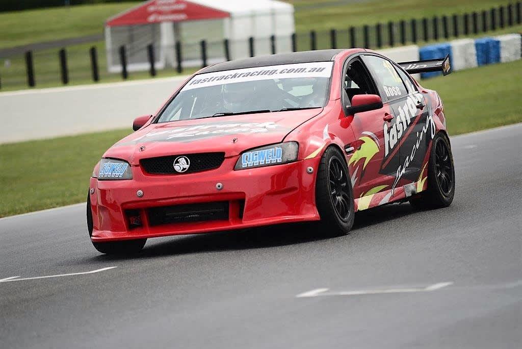 V8 Drive & Hot Laps (Front Seat), 9 Lap Combo - Wakefield Park Raceway
