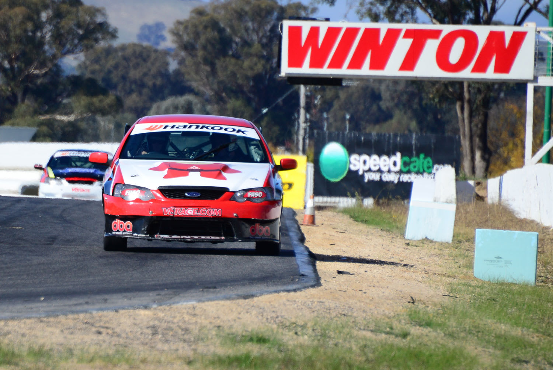 V8 Drive 6 Laps - Winton Motor Raceway, VIC