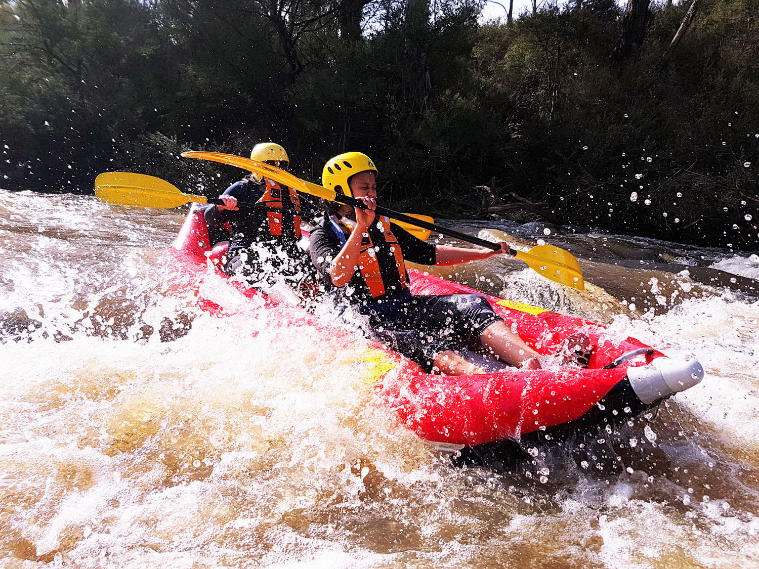 Whitewater Kayaking, Yarra River 3 Hours - Melbourne