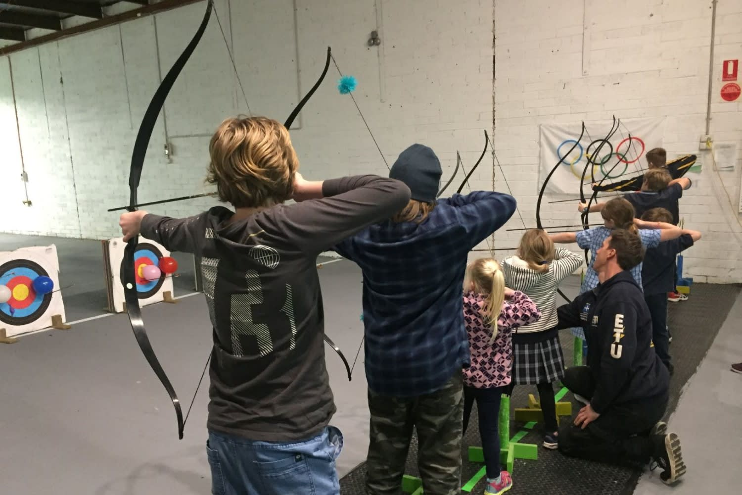 Archery Session For 2, 60 minutes - Seaford, Melbourne