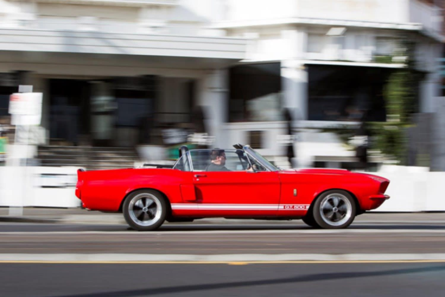GT500 Mustang One Day Self Drive Car Hire at Moorabbin - Midweek - EOFY SPECIAL!