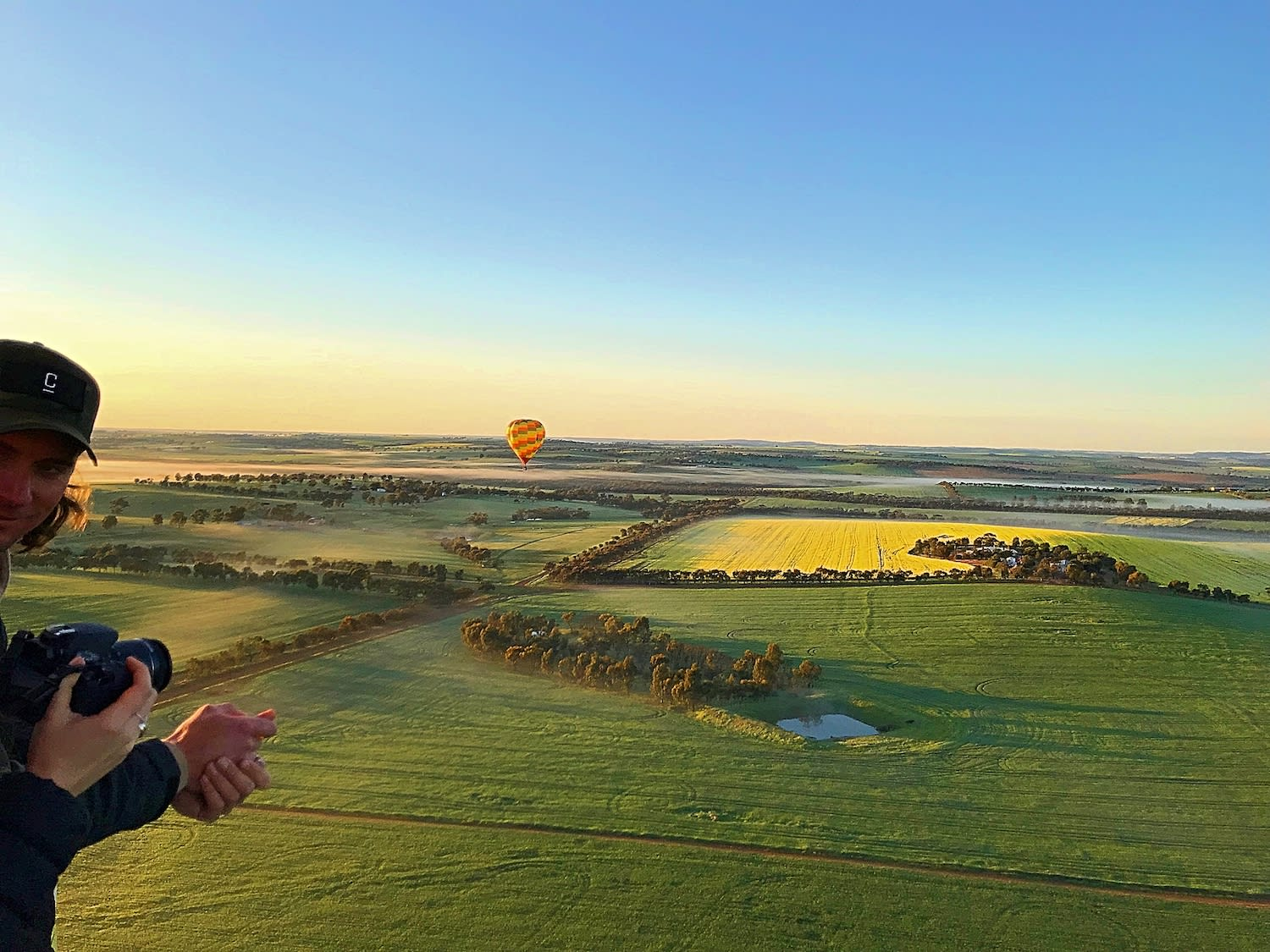 Hot Air Ballooning - Perth, Weekend