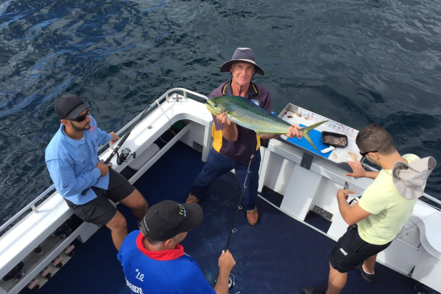 Full Day Sport Fishing with Lunch - Cronulla, Sydney