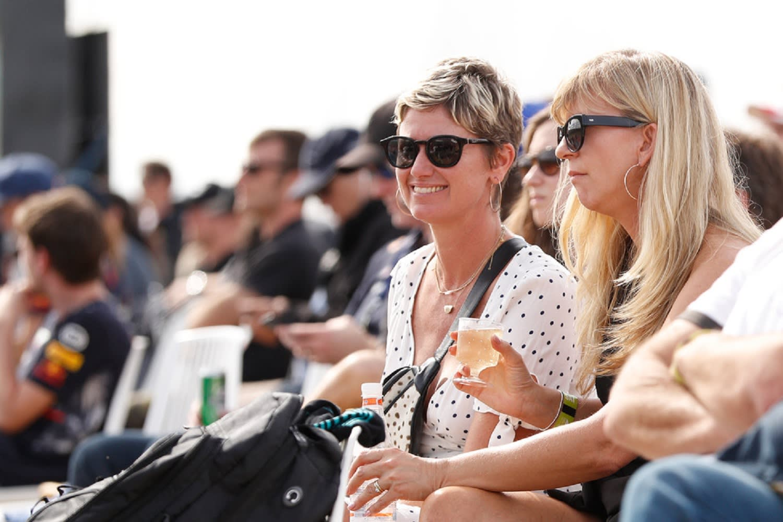 Formula 1® Rolex Australian Grand Prix 2019 AusGP Park Pass and Club 15 Access - 4 Day General Admission