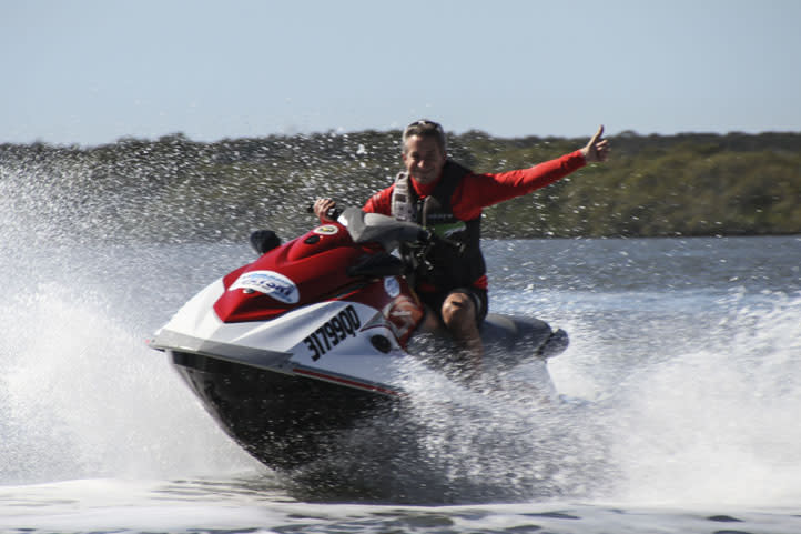 Sunshine Coast Jet Ski Safari - 60 minutes