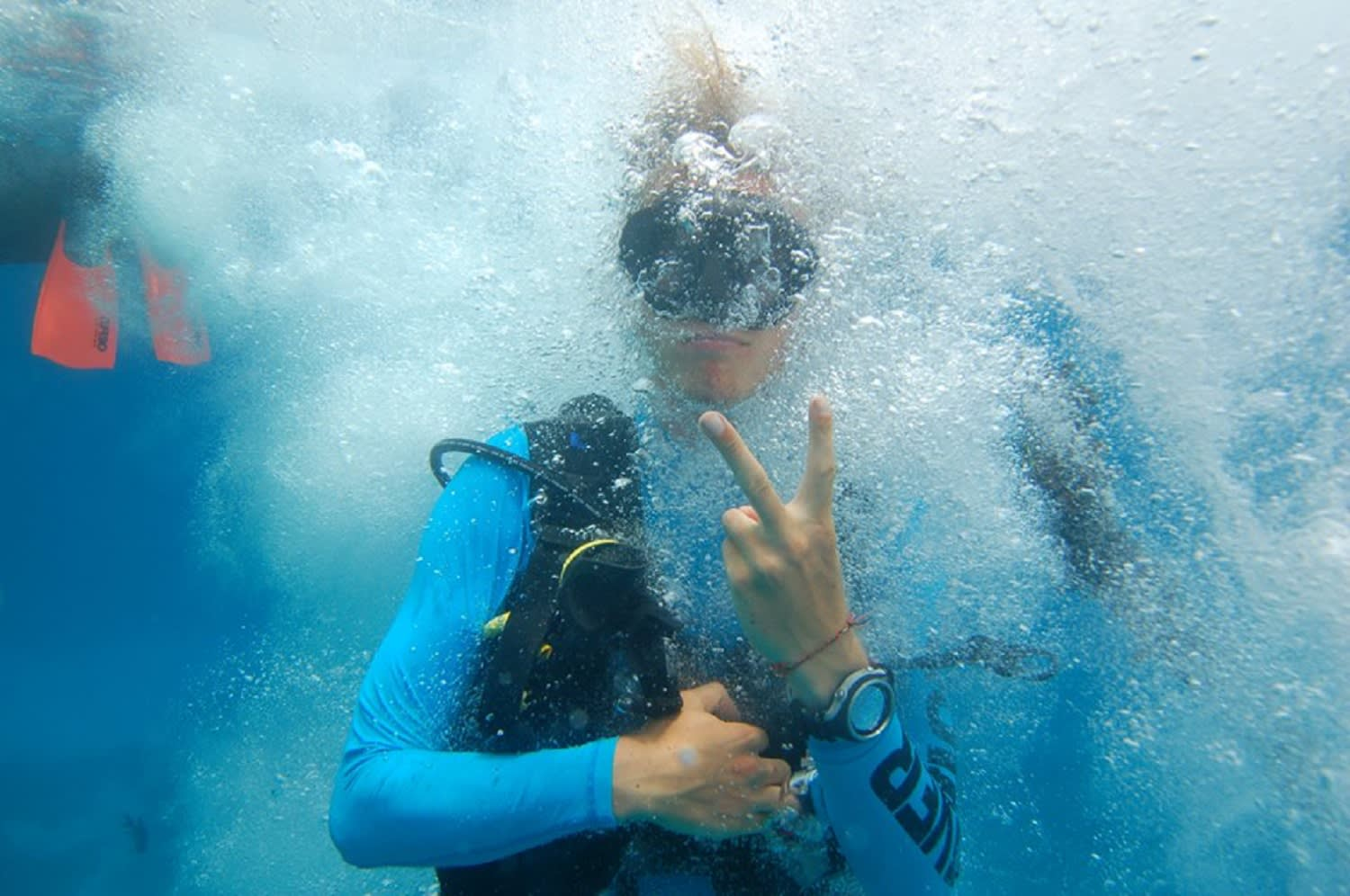 Scuba Diving 1 Day Certified Dive Trip Great Barrier