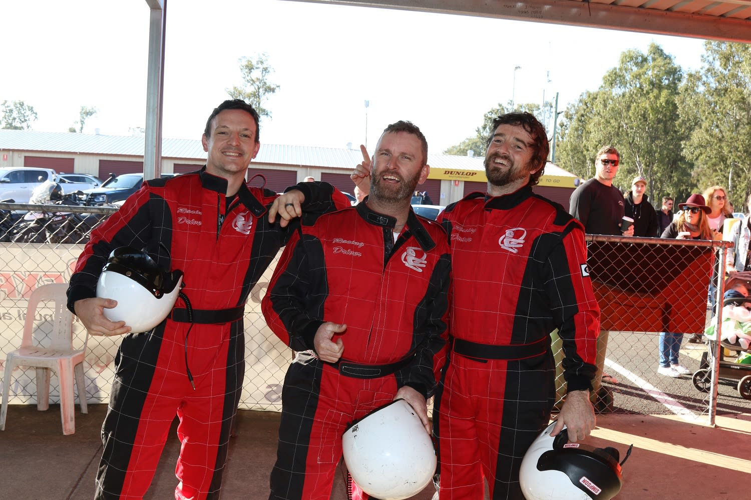 V8 Race Car Drive, 6 Laps Holden or Ford - Queensland Raceway