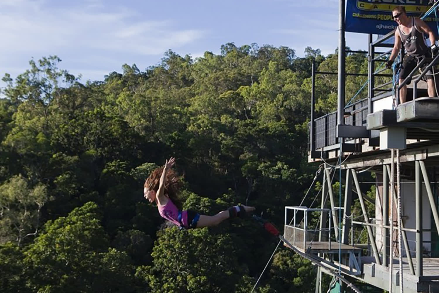 Bungy Jump and Quad Biking Day Package - Cairns