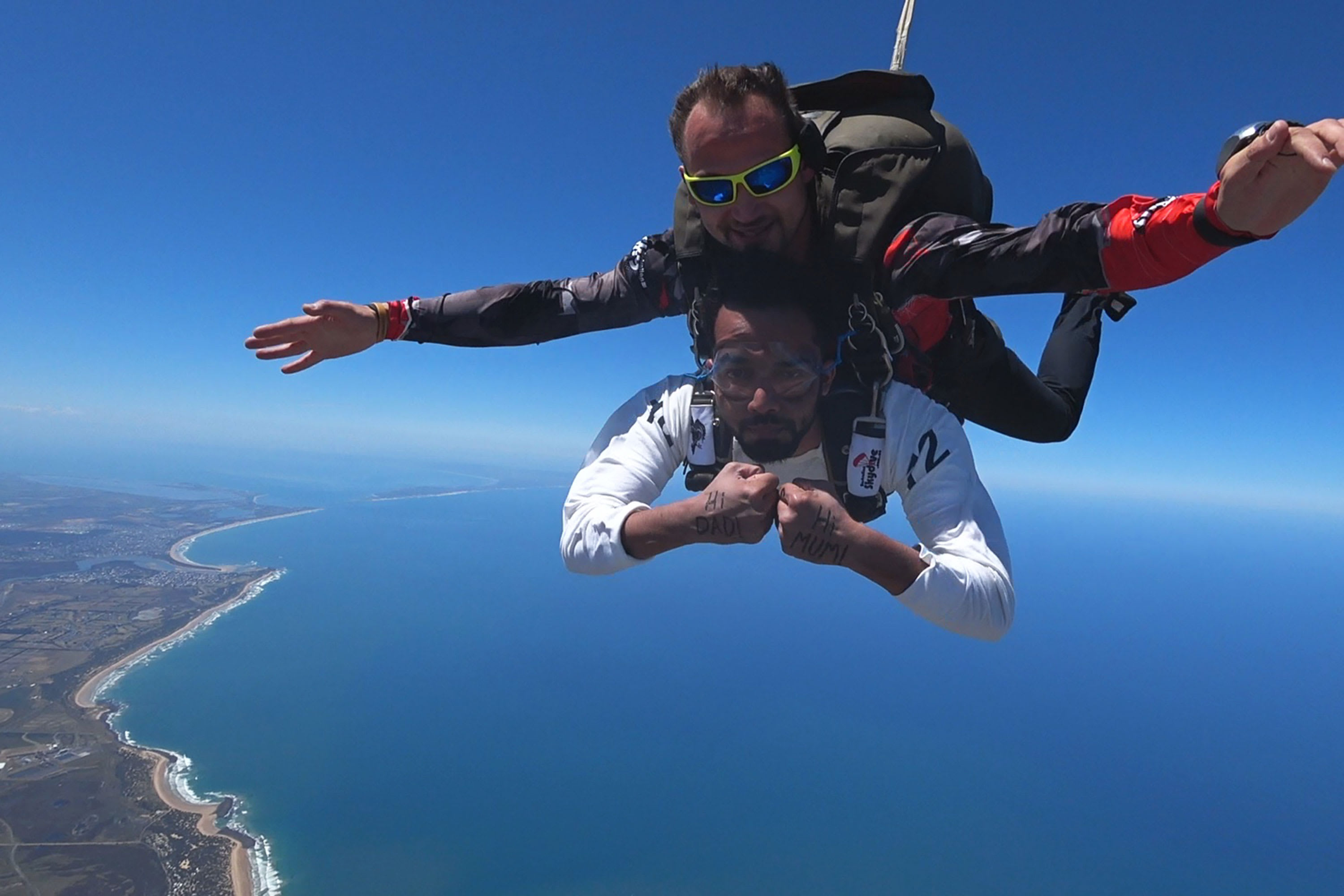 Skydiving Great Ocean Road (Torquay) - Tandem Skydive 12,000ft