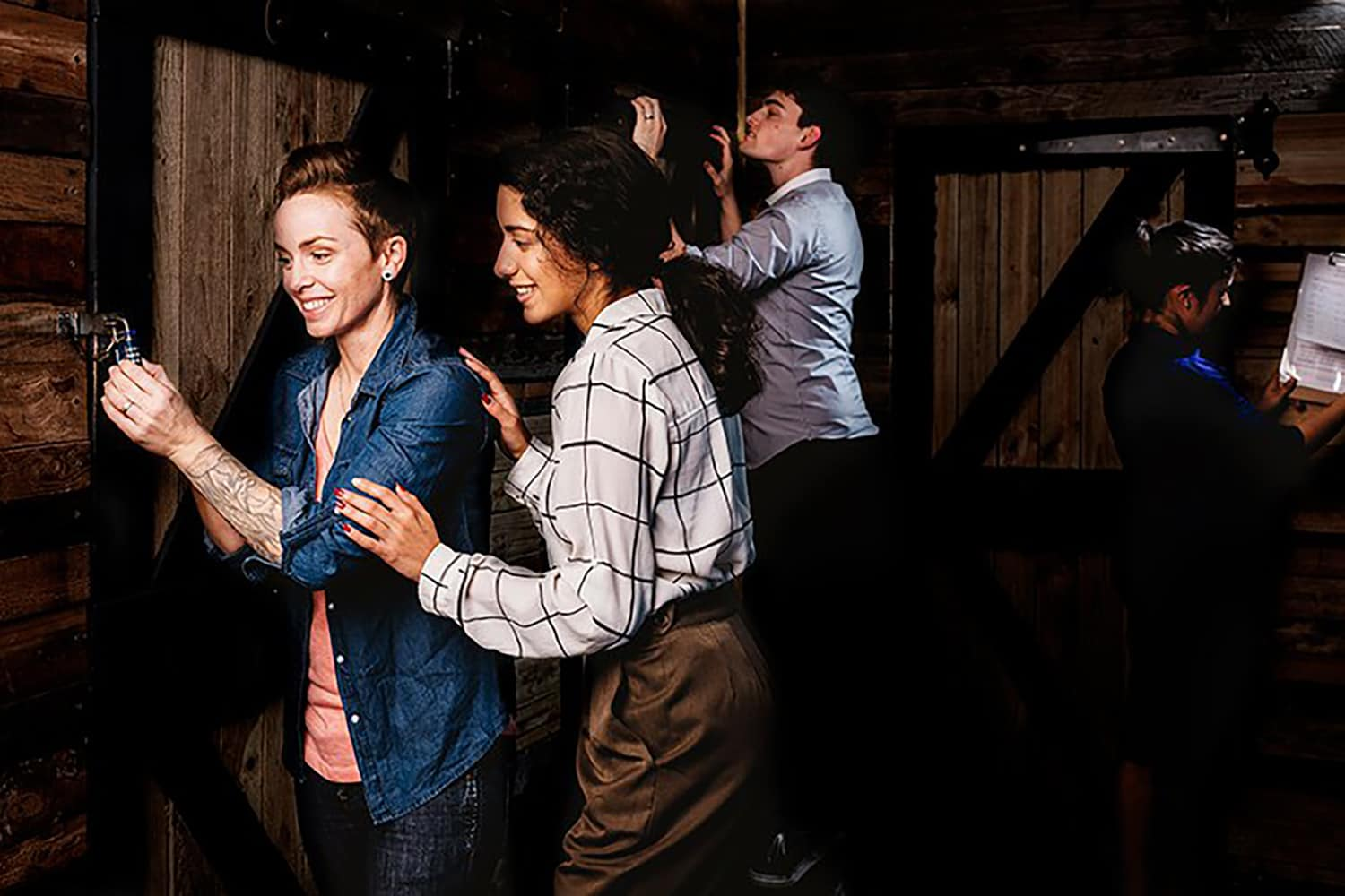 Escape Room Experience For Groups of 4 - Brisbane