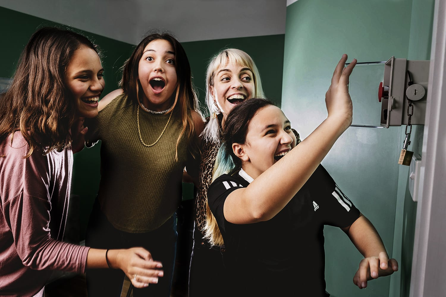 Escape Room Experience For Groups of 4 - Brisbane - Week day