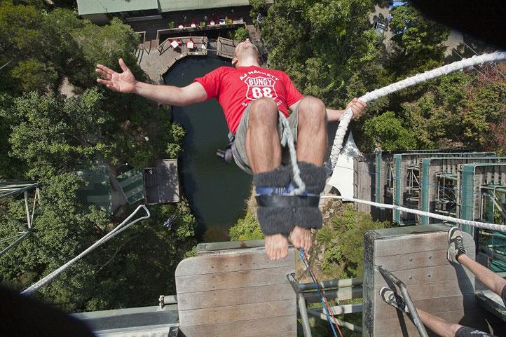 Bungy Jump - Cairns