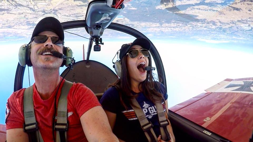 Aerobatic Flight, 30-minute - Sydney