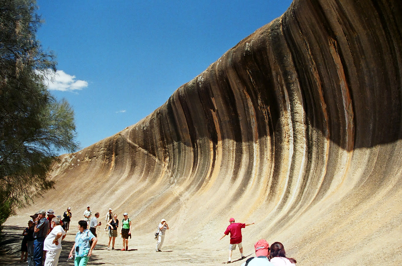 Wave Rock Tour with Lunch, Child - Perth