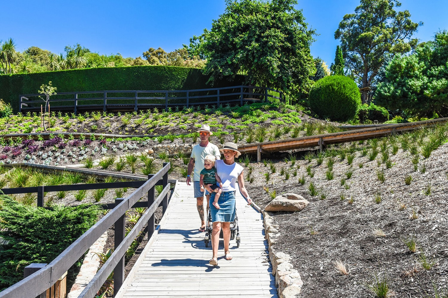 Enchanted Adventure and Family Lunch (2 Adults & 2 Children) - Mornington Peninsula