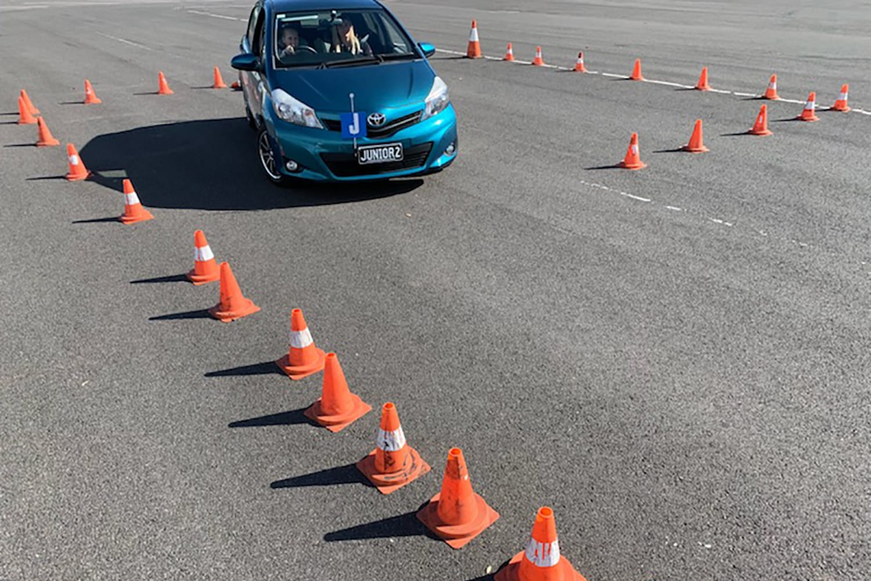 Junior Driver Experience - Sandown International Raceway, Melbourne