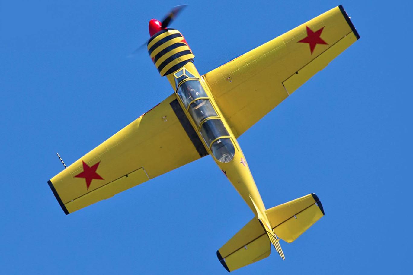 Aerobatics, Yak 52 Extreme Aerobatics, 30-minutes - Hunter Valley, Weekend