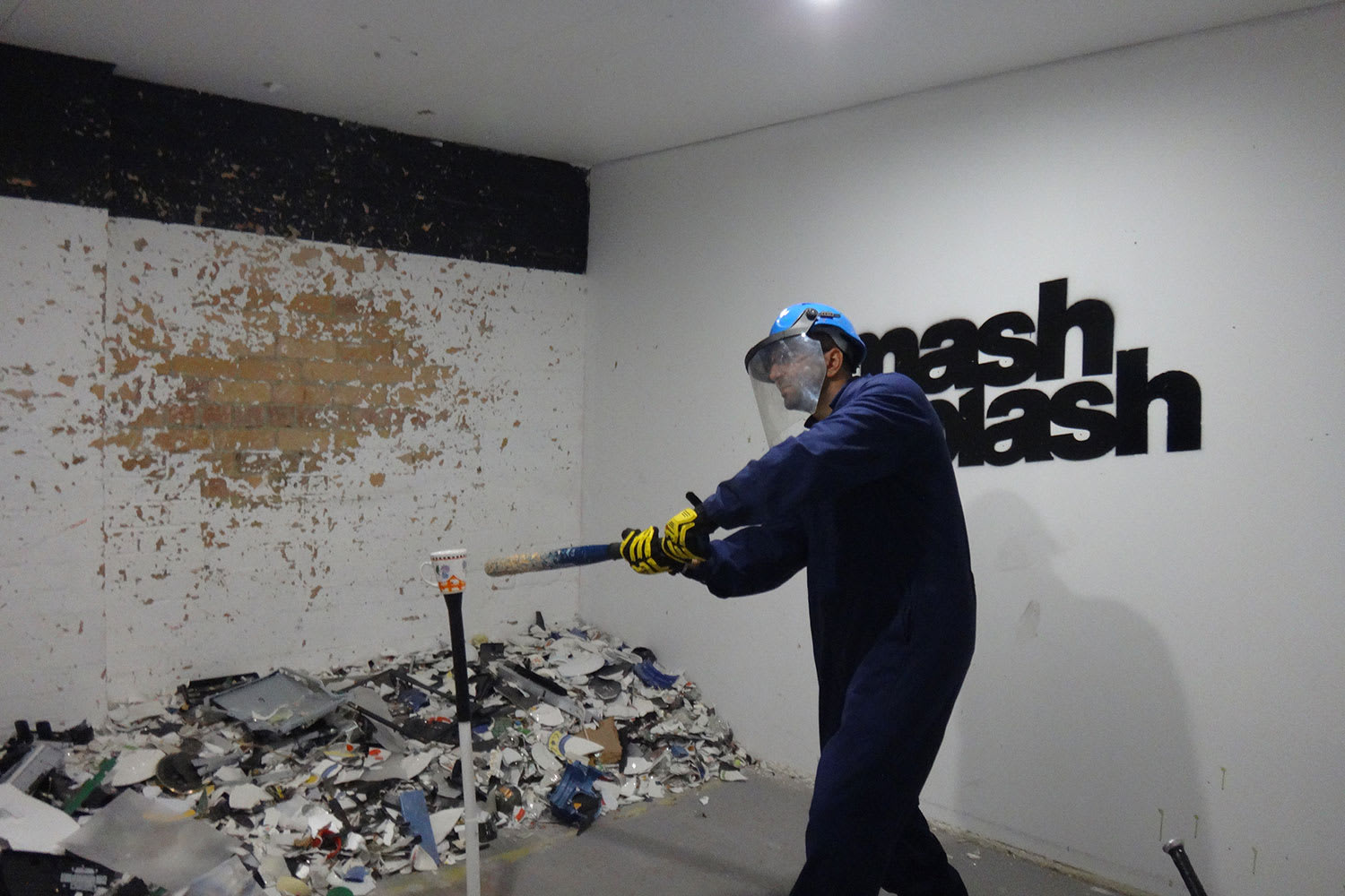 Smash Room Experience For 2, Oakleigh VIC