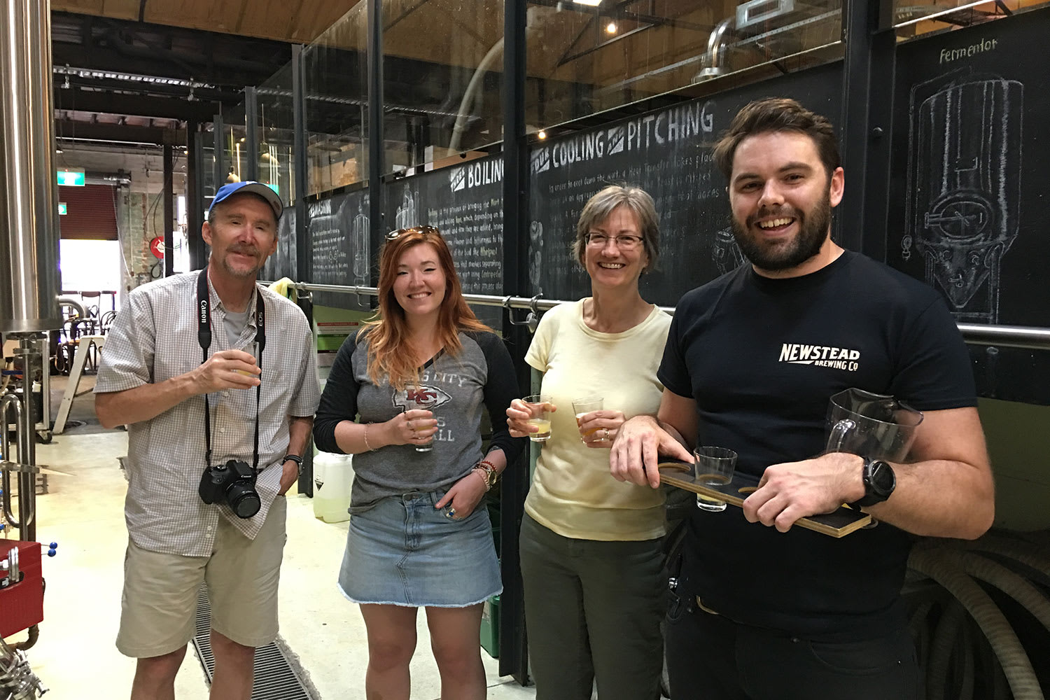 Coldie on the Goldie Brewery Tour - Full Day