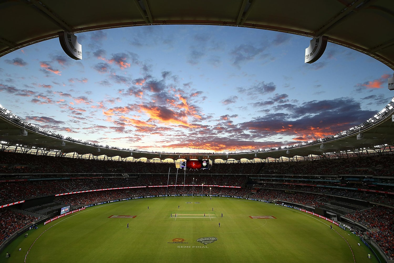 The Optus Stadium Tour